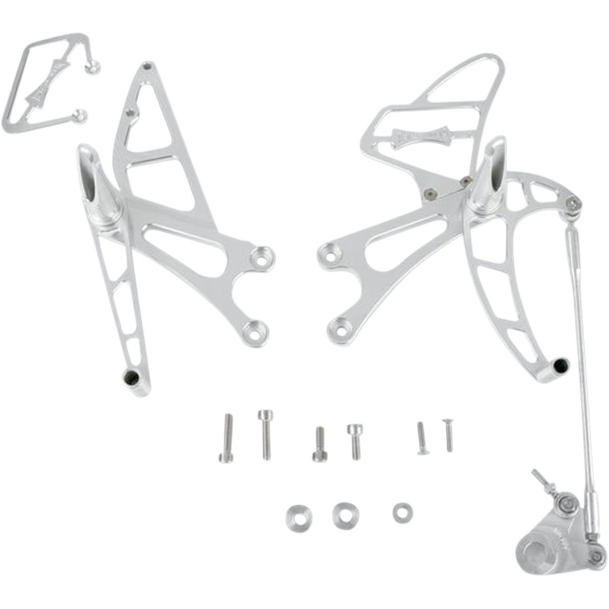 Rear Sets RS-380 Kit/Parts