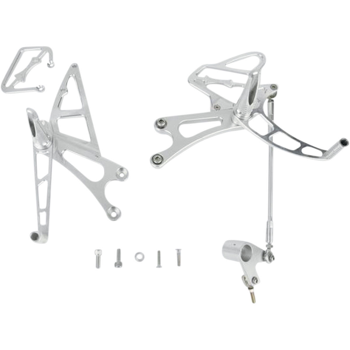 Rear Sets RS-390 Kit/Parts