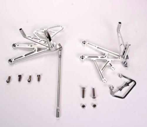 Rear Sets RS-470 Kit/Parts
