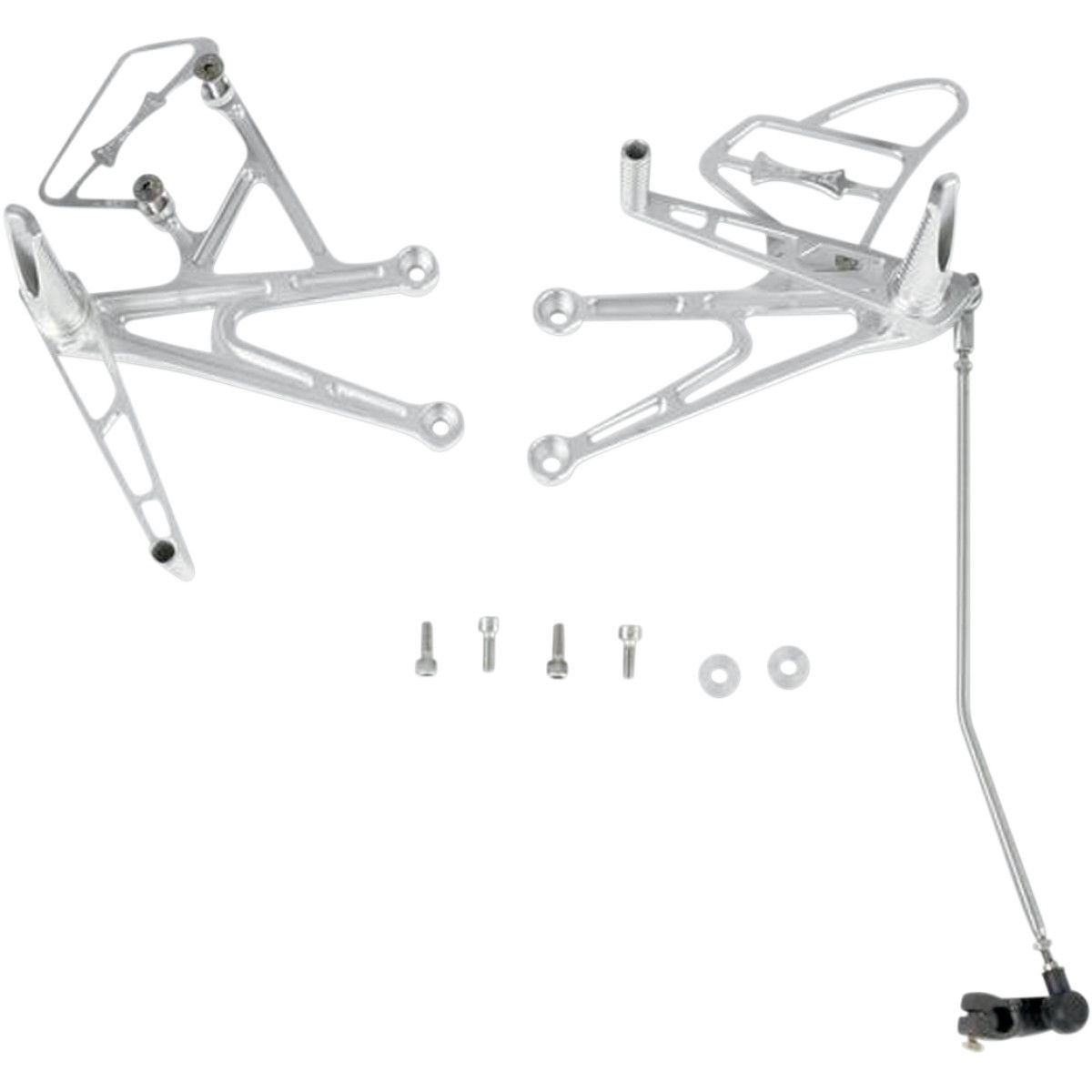 Rear Sets RS-480 Kit/Parts
