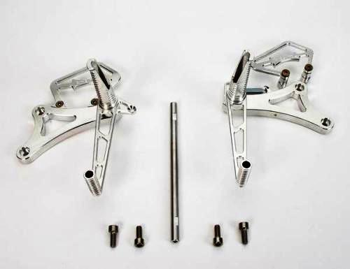 Rear Sets RS-500 Kit