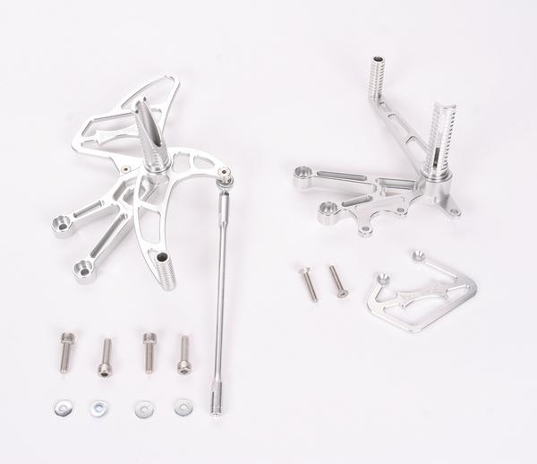 Rear Sets RS-140 Kit/Parts